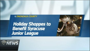 Holiday Shoppes on Time Warner Cable News