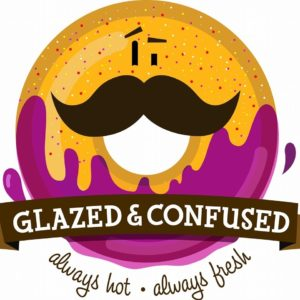 Glazed & Confused Logo