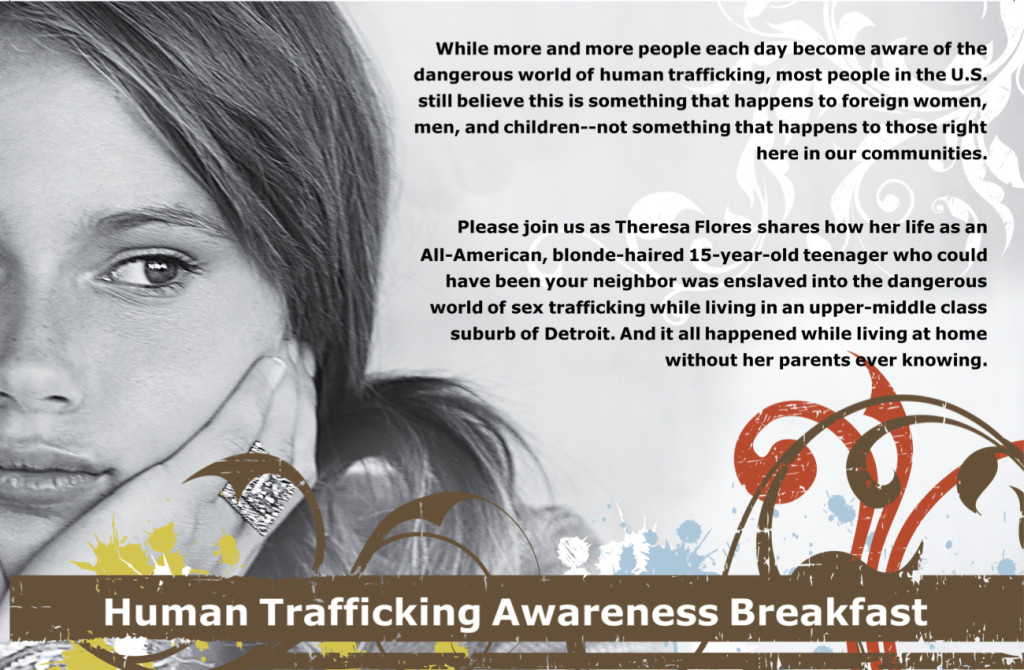 Human Trafficking Awareness Breakfast