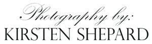 Kirsten Shepard Photography Logo